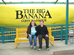Big Banana, Coffs Harbour, Mid-North Coast, NSW
