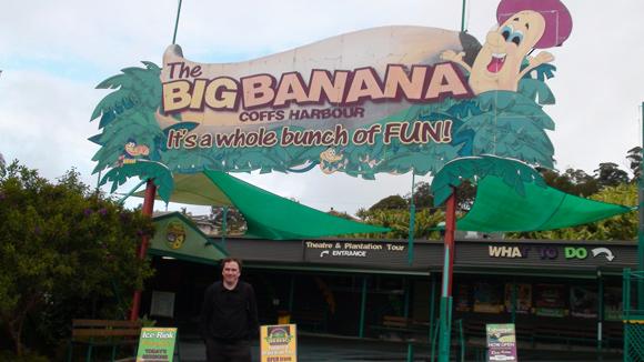 Coffs Big Banana A Bunch of Fun