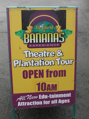 Coffs Harbour World of Bananas & Plantation Tour
