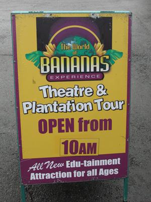 Coffs Harbour World of Bananas & Plantation Tour