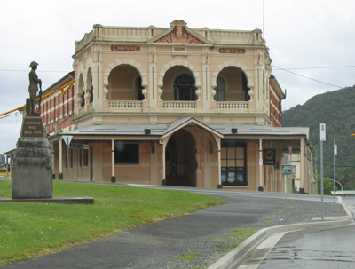 Old Tasmanian Hotel