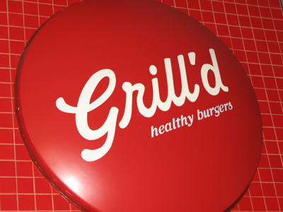 Grill'd Healthy Burgers Robina Town Centre, Gold Coast