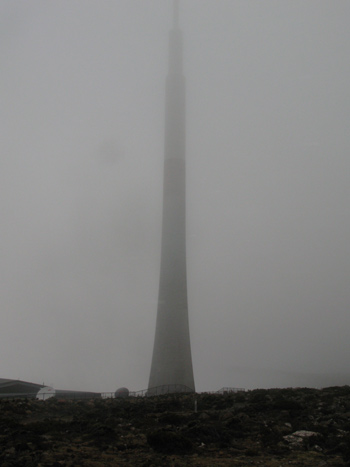 Mt Wellington, Hobart, Tower in the Clouds