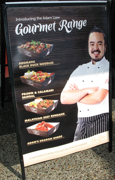 Noodle Box Gourmet Range By Adam Liaw