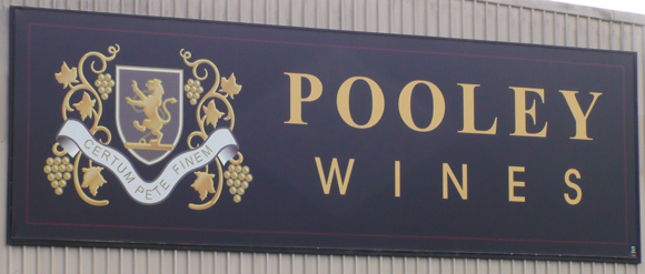 Pooley Wines, Richmond, Tasmania