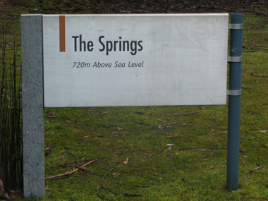 The Springs, Mt Wellington, Hobart