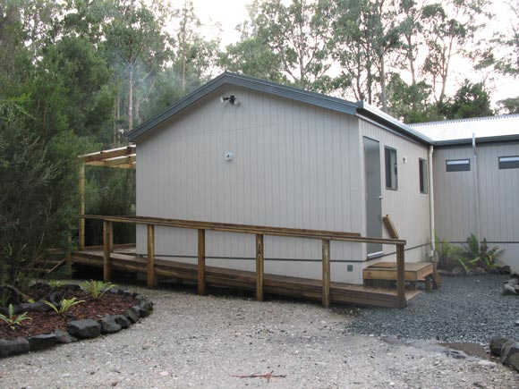 Tahune Forest Airwalk Lodge Tasmania