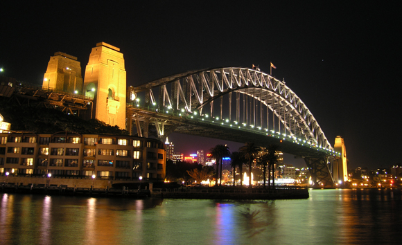 World Famous Sydney Harbour Bridge Celebrates 80th Birthday